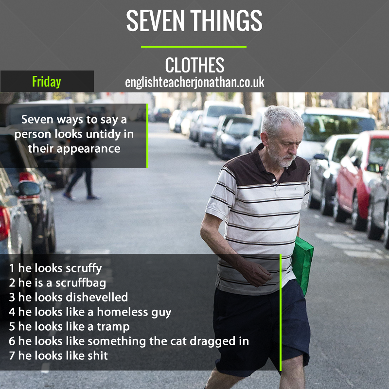 Seven things on Friday